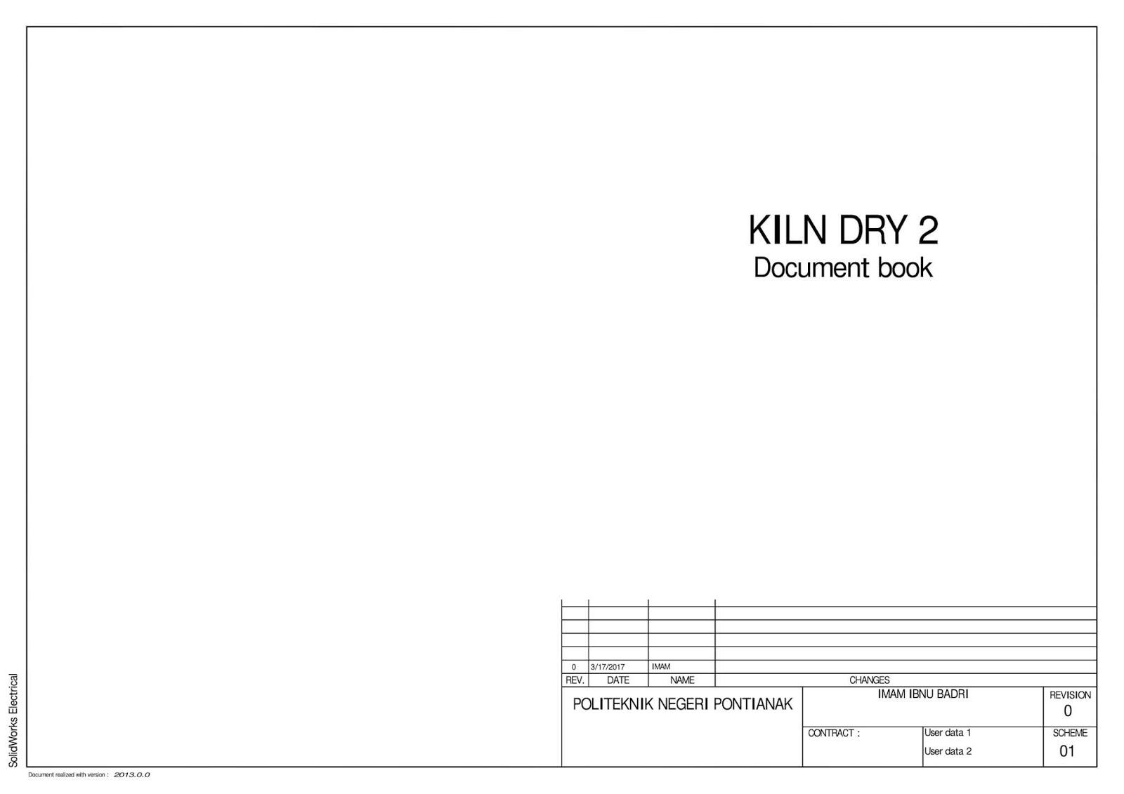 Cover Kiln Dry