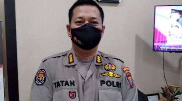 Viral Terkait Pria Berjaket Logo Polisi: Saya PKI Masalah Buat Elo