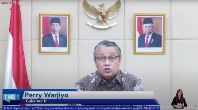 Agenda Prioritas  G20 Indonesia: Dorong Pemulihan Ekonomi Dunia yang Merata