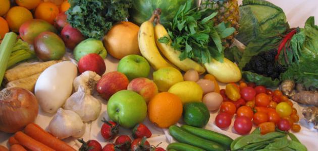 الاطعمة التى فى بى 12  للحفاظ على صحة الجسم والبشرة والشعر
