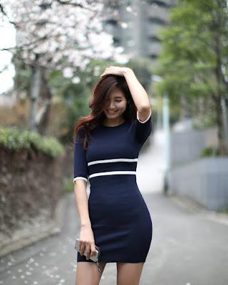 Desainer cantik dan seksi Lee Hee Eun