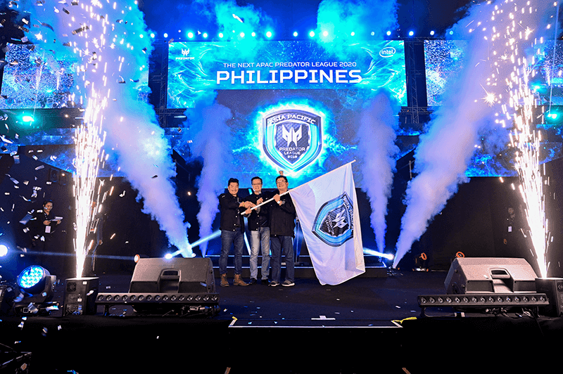 Predator confirms Philippines as host of 2020 Asia-Pacific Predator League eSports Tournament