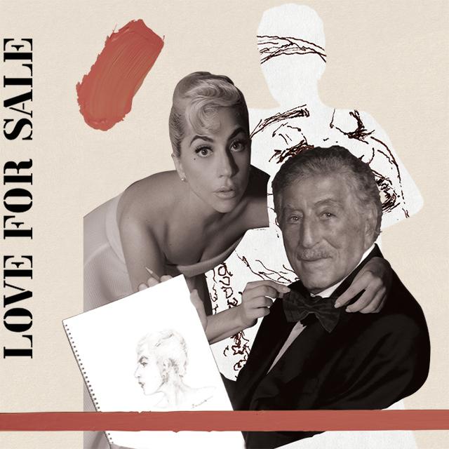Lady Gaga & Tony Bennett Announce ''Love For Sale''