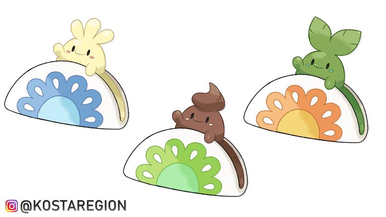 Pokémon Tapioca