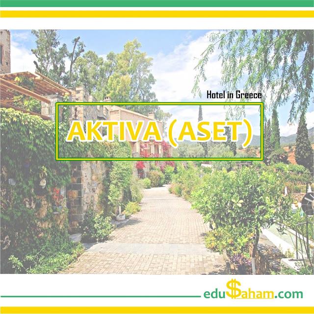 Pengertian Aktiva, Jenis-Jenis Aktiva, dan Contoh Aktiva