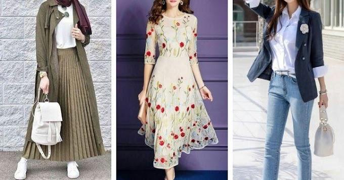 Ini 9 Style Fashion Yang Bisa Mom's Tiru