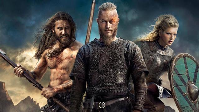Vikings quarta temporada
