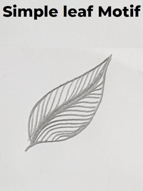 simple-leaf-motif-design