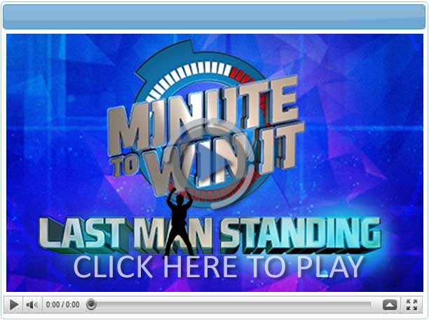 Minute to Win It - Last Man Standing - 07 August 2019 - Pinoy Show Biz  Your Online Pinoy Showbiz Portal