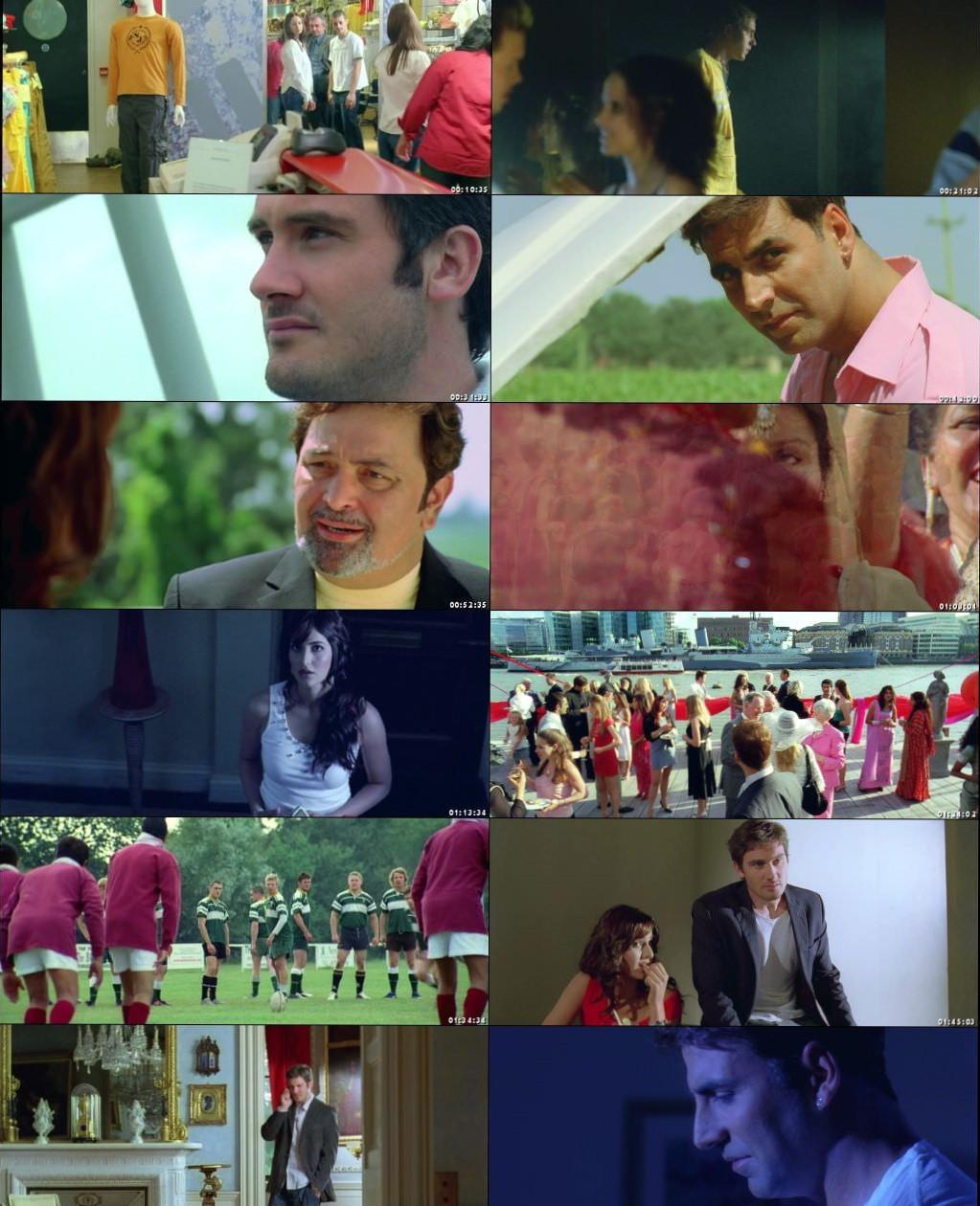 Screen Shots Namastey London 2007 Hindi HD 720p