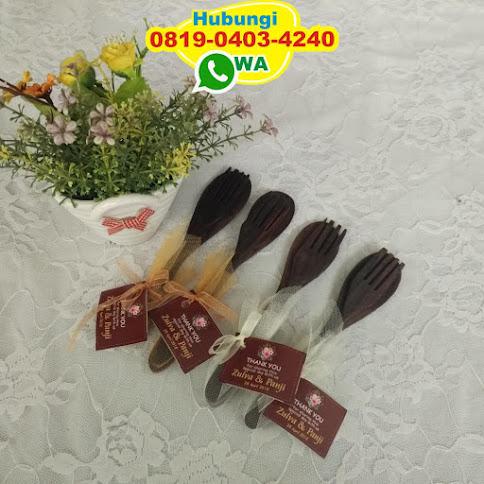 distributor jual souvenir sendok garpu harga murah 53913