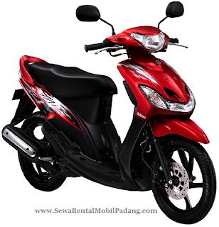 Sewa Motor Mio Makassar