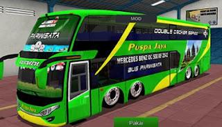 Mod Bussid Bus SDD 4 Axle Ceper