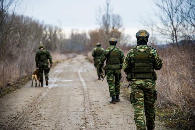 Απλήρωτοι Δέκα (10) Μήνες οι Στρατιωτικοί για Περιπολίες στα Σύνορα του Έβρου