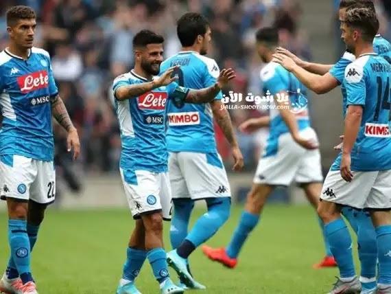 نتيجة مباراة نابولي وبولونيا اليوم الدوري الايطالي
