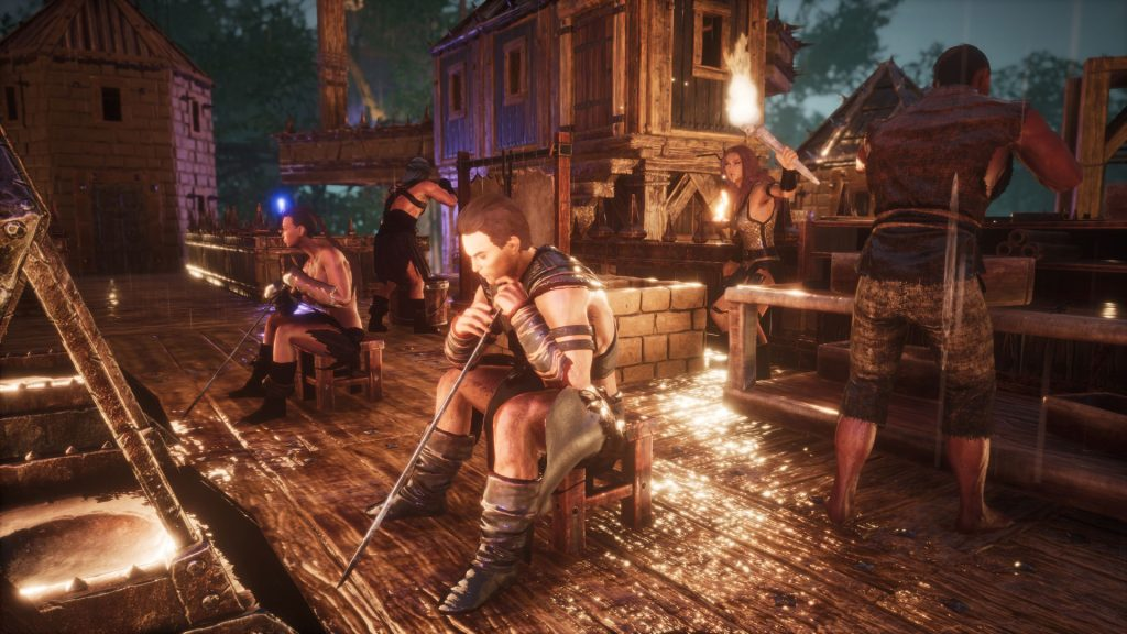 Conan The Barbarian - Exiles Game is released tomorrow