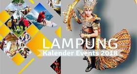 Jelajah Nusantara : Kalender Event Provinsi Lampung