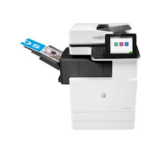HP Color LaserJet Managed MFP E87650du Driver Download