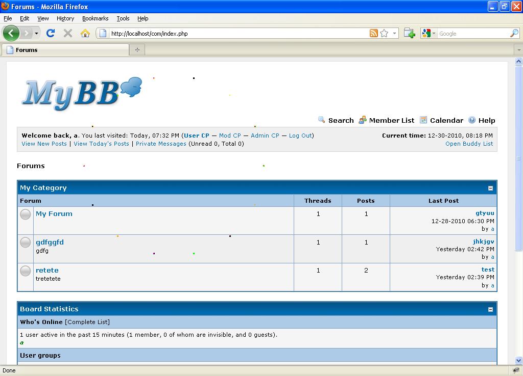 Mybb Best Decoration plugins - Mybb Tutorials