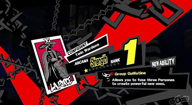 Tips&Trick Awal Memainkan Persona 5
