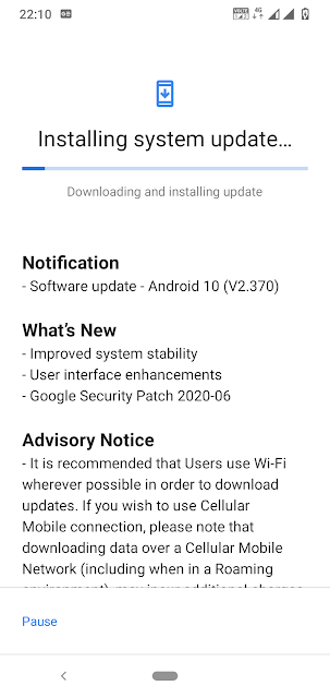 Nokia 2.2 notification bug fixed with June Maintenance update