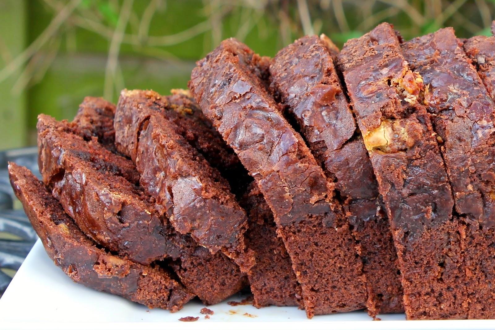 Courgette Chocolate Cake Recipe Uk