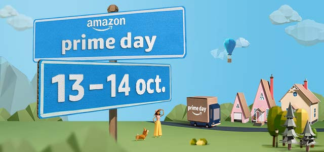 Amazon Prime Day confirmado dia 13 e 14 de Outubro