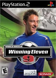 winning eleven9 - Winning Eleven 9 International | PS2