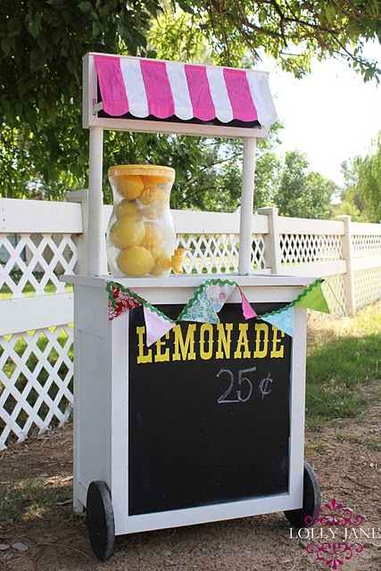 Be Different Act Normal Pink Lemonade Pary Ideas