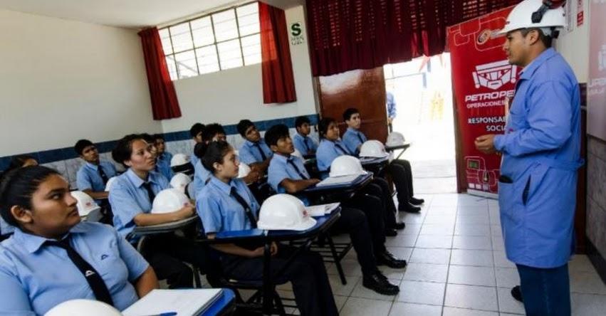 EDUCANDO HOY, PARA EL TRABAJO DE MAÑANA: Cerca de 2 mil escolares fortalecerán sus habilidades y competencias laborales
