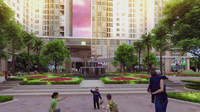 Cuộc sống đáng mơ ước tại Eco Green City