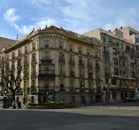 "Casa ducal de la calle Goya, Franquismo, ""Romanticismo"""