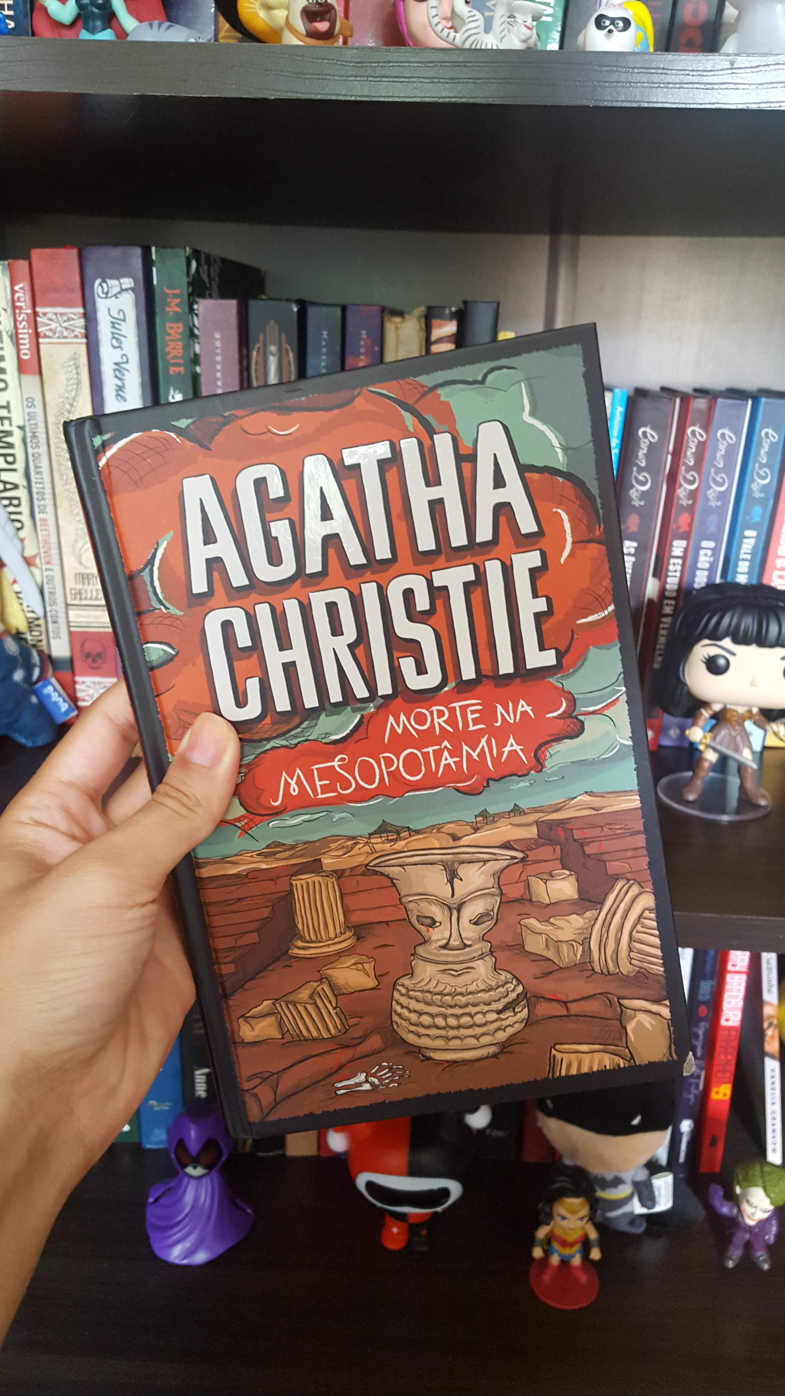 Morte na Mesopotâmia | Agatha Christie