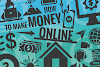 Top 10 ways How to make money online with a website or blog