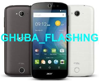 Cara Flash Acer Liquid (Z320) Tanpa Pc Via Sd Card 100% Berhasil