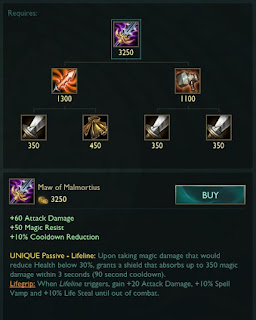 Let's nerf ADCs by giving them true damage on their auto