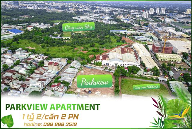 căn hộ Park View Thuận An - Nơi hội tụ nhiều tiềm năng phát triển