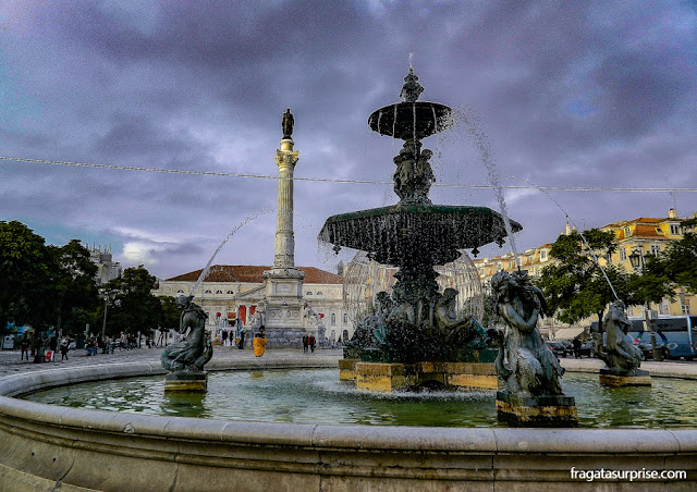 Lisboa, Largo do Rossio