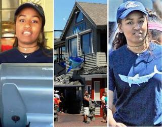 Como muchos de los adolescentes estadounidenses, Sasha Obama, hija menor del presidente de EEUU, decidió buscar un trabajo de verano y se desempeñó como cajera en un restaurante.