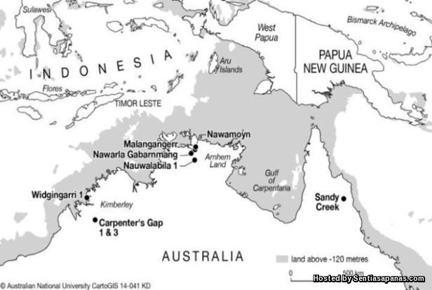 Kapak Australia Tertua Di Dunia [3]