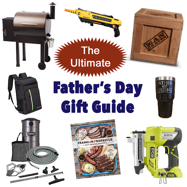 If you need a gift idea for any man in your life, check out this Ultimate Father's Day Gift Guide!  Save it to reference later because men are so hard to buy for!   *   midwesternmama.com