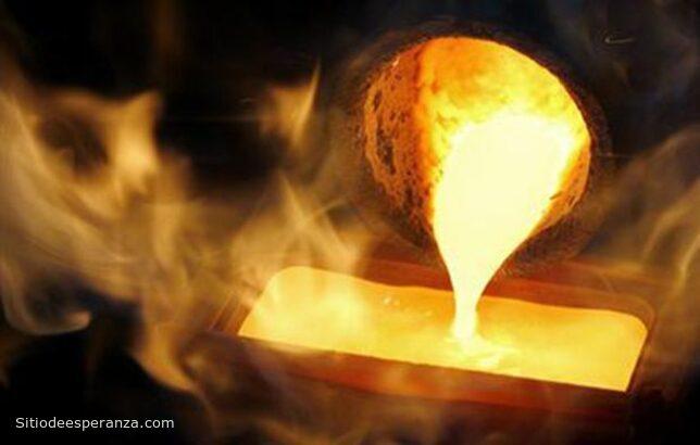 Proceso de purificación de la plata