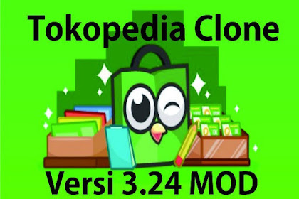 Download Tokopedia Clone Apk Versi 3.24 Mod