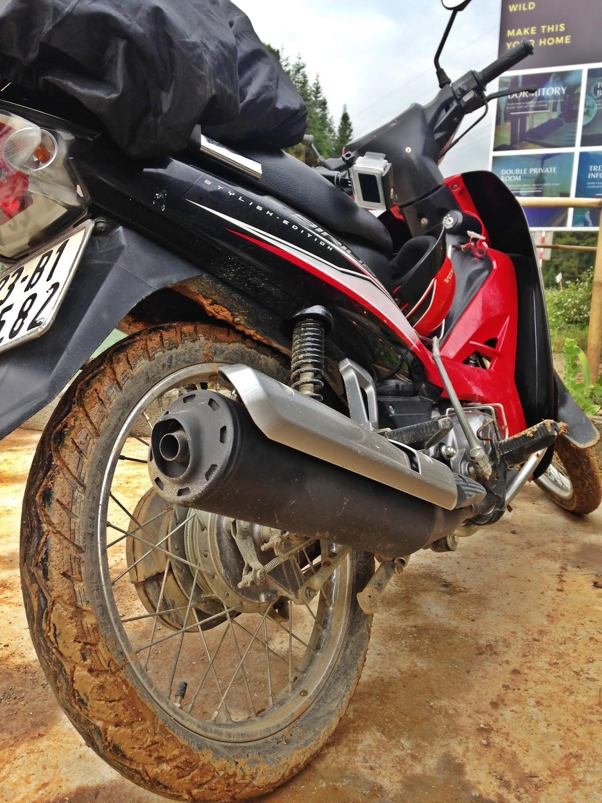 pętla motocyklowa Ha Giang wietnam