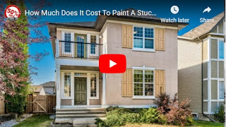 How Much Does It Cost To Paint A Stucco House