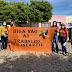 Primeiro Buzinaço da Secretaria de Assistência Social de Santana dos Garrotes sobre o enfrentamento do trabalho Infantil