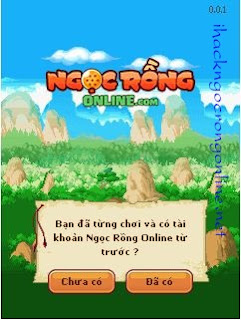 Ngọc rồng online hack