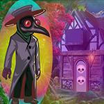 Games4King Crow Man Escap…