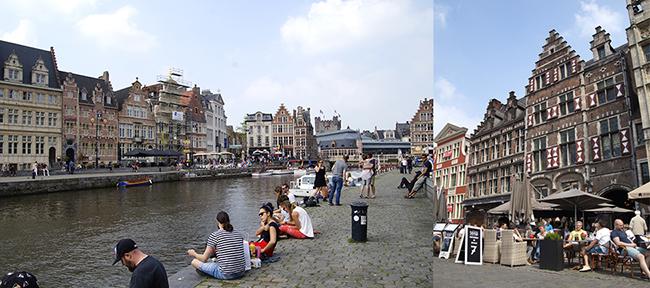 Ynas Design Blog   Unterwegs in Gent