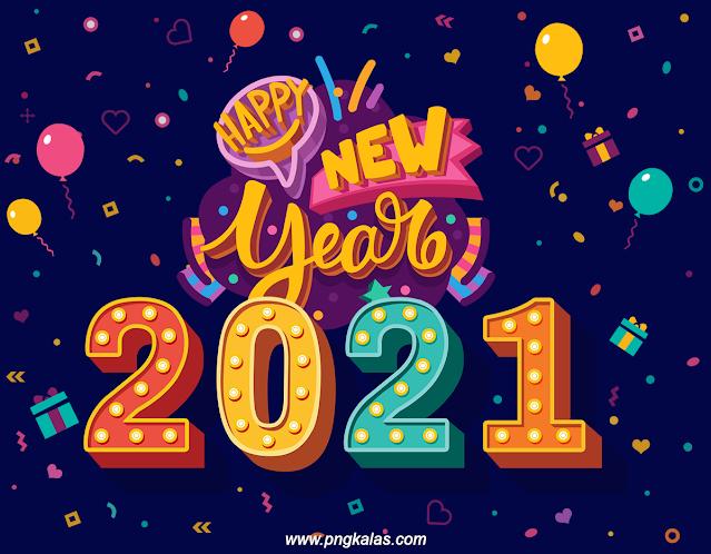 2021 happy new year, happy new year 2021 Background